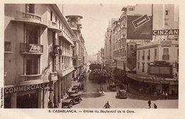 CASABLANCA BOULEVARD DE LA GARE - Casablanca