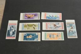 K15699 - Set MNh Dominicana 1958 -  Olympics Melbourne - Sommer 1956: Melbourne