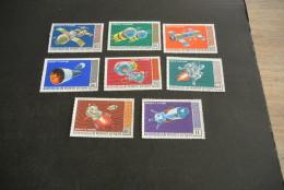 K15738- Set  MNH  Mongolia - 1969 - Space - Space