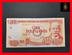 BOLIVIA 100 Bolivianos 2008 P. 236  Serie H  UNC - Bolivië