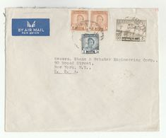 1953 IRAQ  Stamps COVER To USA  Airmail - Iraq