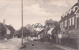 Old Postcard; Burwash Village. Sussex. C1900 - England