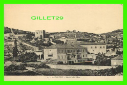 NAZARETH, ISRAEL - HOTEL GALILÉE - THE GALILEE SOUVENIR STORE - - Israel