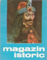 "CALENDARS - ROMANIA 1971  3 Calendars  ""HISTORY MAGAZINE""  ( 6.5x 8.5 Cm) -4 Scans - Calendars"