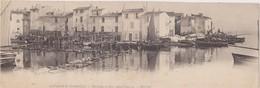 Carte Postale Géante : Martigues, Le Quai Sainte-Catherine - Martigues