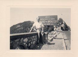 ITALIE-PHOTO PASSO DEL BRACCO - La Spezia