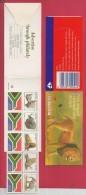 SOUTH AFRICA, 1996, MNH, Booklet 19, Big 5 , Sa946, F 3775 - Boekjes