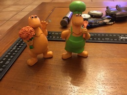 2 Figurines Casimir - Figurines