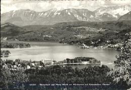 11312044 Poertschach Woerthersee Panorama Poertschach Und Maria Woerth Am Woerth - Österreich
