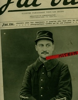 J'AI VU. Le Sergent Roland GARROS Un De Ceux Qui Veille Sur Paris - Guerre 1914-18
