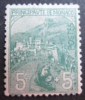FD/2362 - 1919 - MONACO - AU PROFIT DES ORPHELINS DE LA GUERRE - N°28 NEUF* - Cote : 25,00 € - Unused Stamps