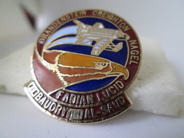 PIN'S    COLUMBIA    P  BAUDRY  AL  SAUD   Egf - Space