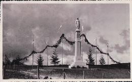 CARTE PHOTO CHAMPDOR Inauguration De La Vierge 8 Juin 1941 La Vierge - France