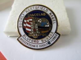 PIN'S   NASA   SPACELAB    Egf - Space