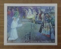 2003 Vaticano Foglietto Nuovo STAMPS NEW MNH** - Natale - - Blocchi E Foglietti