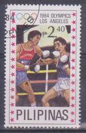 1984 Filippine - Olimpiadi Di Los Angeles - Filippine