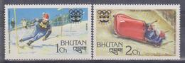 1976 Bhutan - Giochi Olimpici Invernali Di Innsbruck - Bhutan