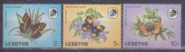 1984 Lesotho - Farfalle - Lesotho (1966-...)