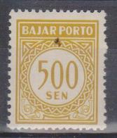 1962-69 Indonesia - Segnatasse - Indonesia