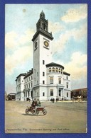JACKSONVILLE Government Building And Post Office.1909. - Jacksonville