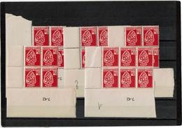 LBR40B - ALGERIE ET FRANCE LOT DE COINS DATES - Algérie (1924-1962)