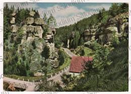 FELSENPARTIE IM WEIHERSBACHTAL Bei Pottenstein - Frank Schweiz - Pottenstein