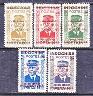 VIET MINH  1 L 6-10  *  MARSHAL  PETAIN - Viêt-Nam