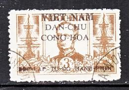 VIET MINH  1 L 15   (o)  ADMIRAL  ANDRE  COURBET - Viêt-Nam