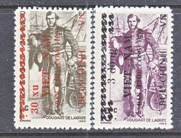 VIET MINH  1 L 37 - 8   *  DOUDART  DE  LAGREE - Viêt-Nam