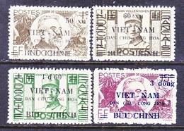 VIET MINH  1 L 43 - 46    * - Viêt-Nam