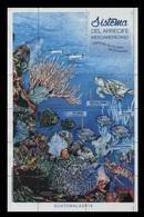 Guatemala 2015 Mih. 1625/28 (Bl.52) Fauna. Marine Life MNH ** - Guatemala
