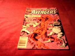 THE AVENGERS  °  No 245 JULY - Marvel