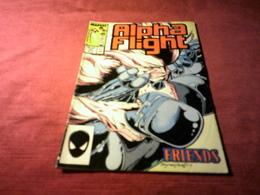 ALPHA FLIGHT   No 46  MAY - Marvel