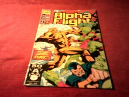 ALPHA FLIGHT   No 98 JULY - Marvel