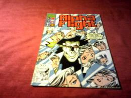 ALPHA FLIGHT   No 104 JAN - Marvel