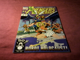 AVENGERS     WEST COAST   68 MAR - Marvel