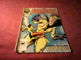 THE AVENGERS  °  No 264 FEB - Marvel