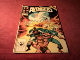 THE AVENGERS  °  No 261 NOV - Marvel