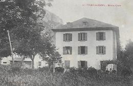 09)  USSAT  Les BAINS - Maison Conte - Autres Communes