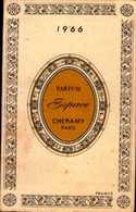 CALENDRIER 1966..OFFERT PAR V.COQUELARD  COIFFEUR A IMPHY (NIEVRE) - Calendars