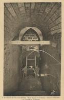 31)  BASSIN De SAINT  FERREOL -  Mise à Sec Du Bassin - Année 1934 / 1935 - La Vanne De Vidange - Saint Ferreol