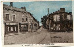 VASLES - France