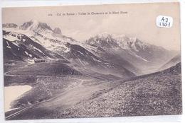 COL DE BALME- VALLEE DE CHAMONIX ET LE MONT-BLANC - Autres Communes