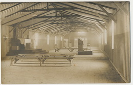 Real Photo Interior Of Prisoner Camp WWI Ordhruf The Church - Allemagne