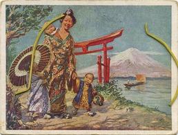 RED STAR LINE : Card ' Charles Van Roose ' ( Japan )    See Scans  For Detail - Paquebote