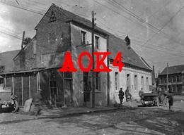 59 Nord MALINCOURT Ortskommandantur Restaurant Nordfrankreich Occupation Allemande 1918 232 ID - Frankrijk