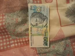 Billet De 200 Cruzeiros - Brazil