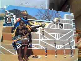 SUD AFRICA SOUTH AFRIKA SUID NDEBELE AFRICAN LIFE  N1980 GU3378 - Sud Africa