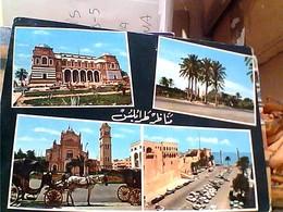 LIBIA LIBYA  TRIPOLI  VUES V1966 GU3379 - Libia