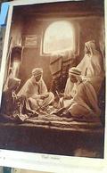 AFRICA NORD EGIPT MAROC?  CAFE MAURE JOUEUR  GIOCATORI  GIOCO CARTE  N1940 GU3380 - Egitto